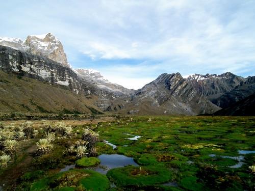 Valle de los Cojines, El Cocuy
