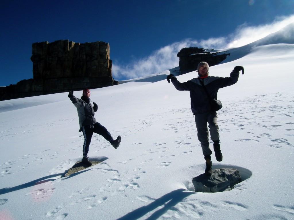 Pan de Azucar - one of El Cocuy's great day-hike options