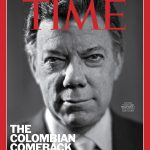 President Santos Interviewed by Dan Rather