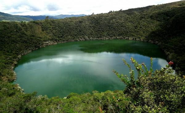Laguna de Guatavita/ El Dorado