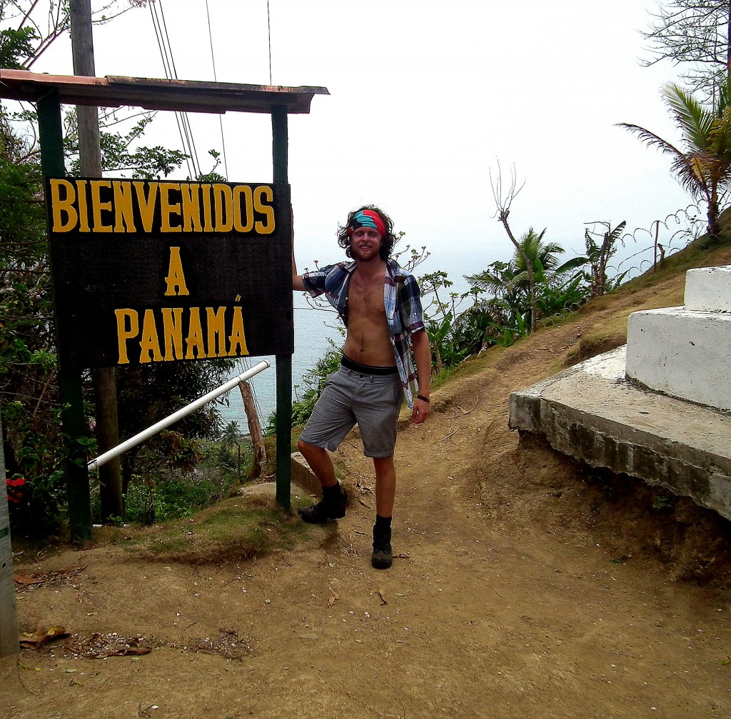 Welcome to Panama (*ludricrous Rambo headband not a condition of entry)