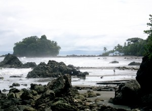 Playa Guachalito in the early morning