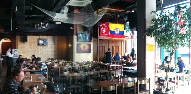 Colombian Restaurant London Elephant Castle