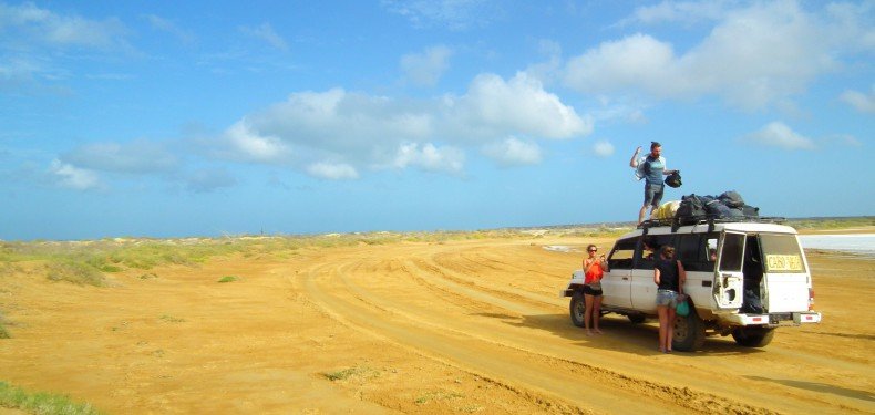 how to get to punta gallinas colombia