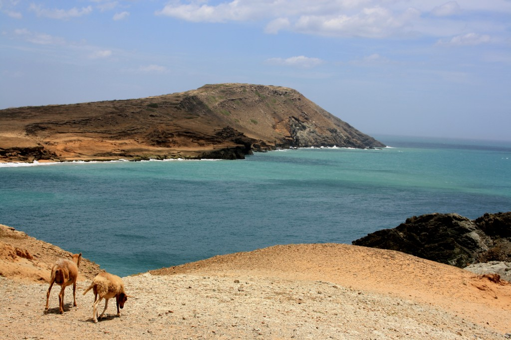 Chillin' in Cabo de La Vela, La Guajira