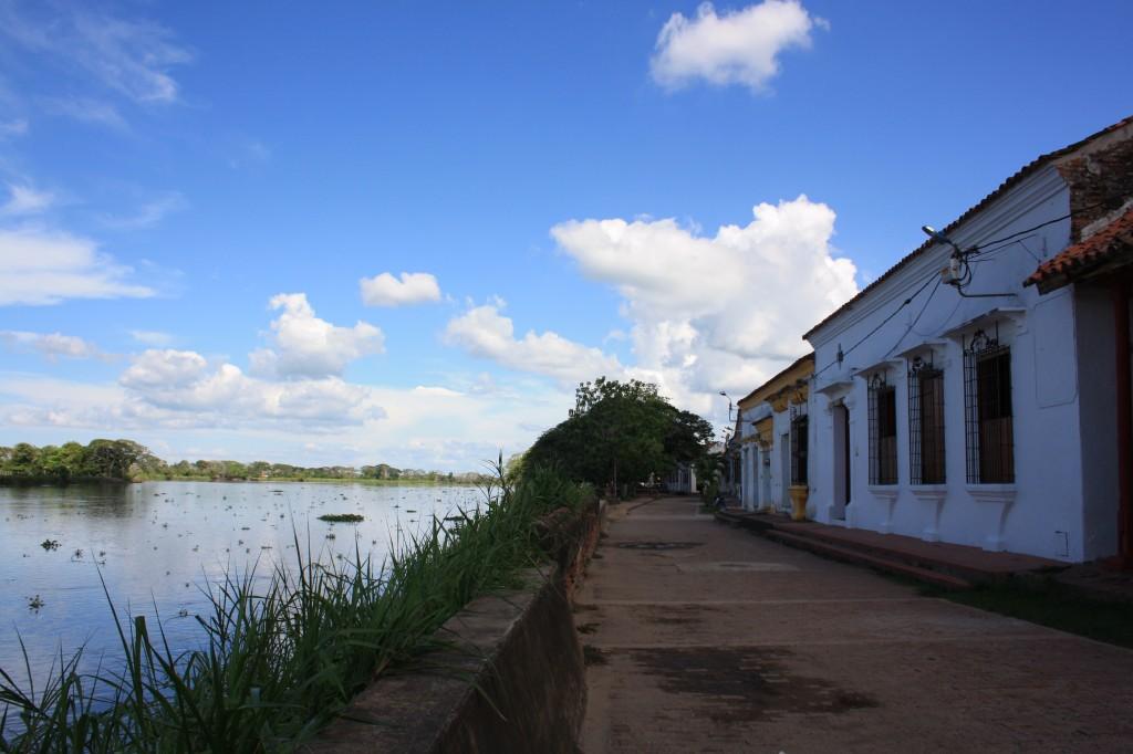 La Magdalena River, Mompox