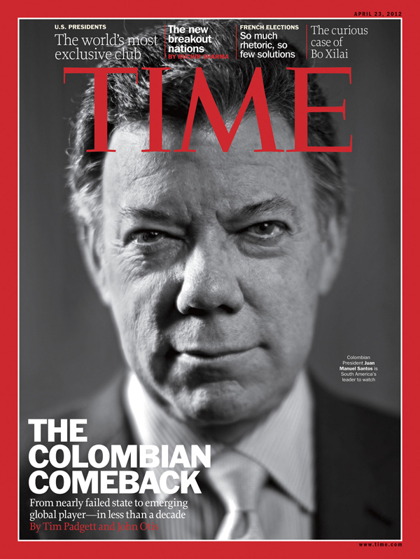 Recent headlines featuring Colombia