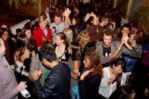 Dancing in La Villa