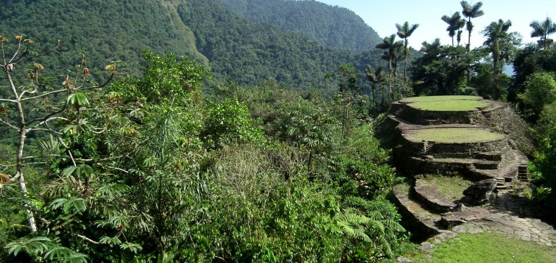 the lost city trekking colombia