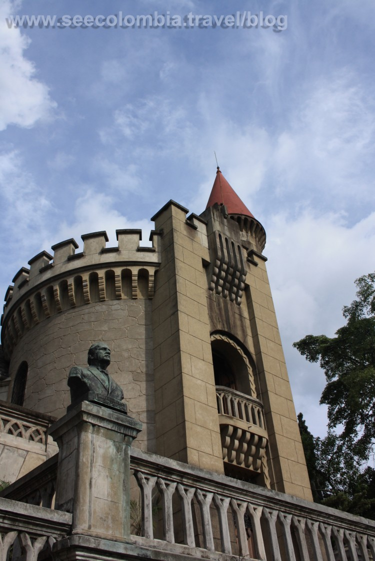 ¿Sabías que hay un castillo con estilo Europeo en Medellín?