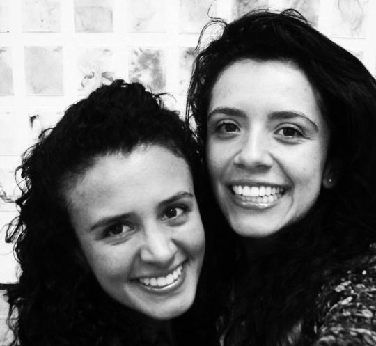 The sisters Alvarán