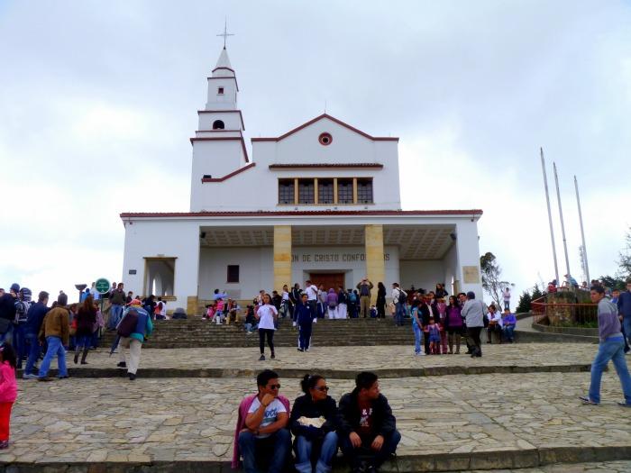 Monserrate's Morena Virgin church