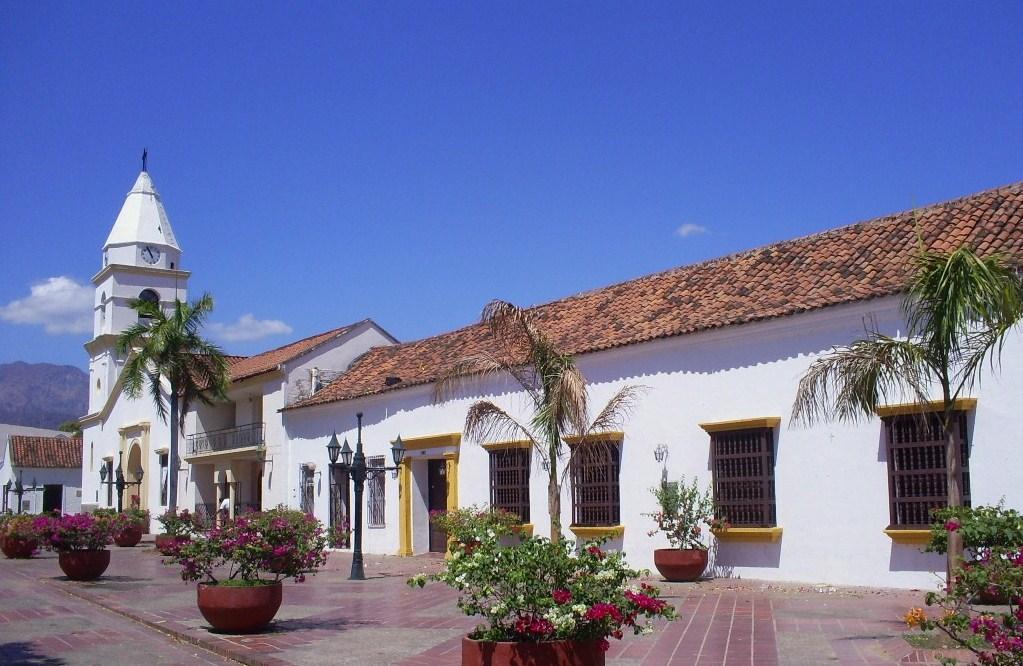 Valledupar's Old Square