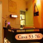 Cafes in Bogotá – Casa 53*76