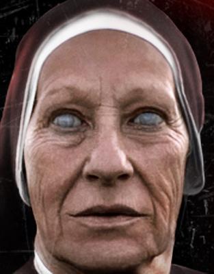 Creepy nun
