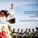 Vote for Colombia!