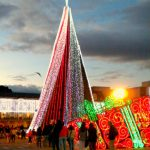 Christmas Lights Colombia – Where to see some gorgeous Christmas lights in Bogotá