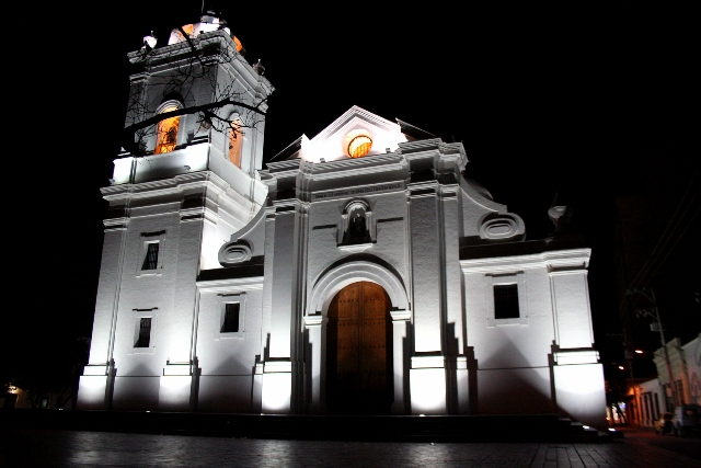 Santa Marta's old treasure