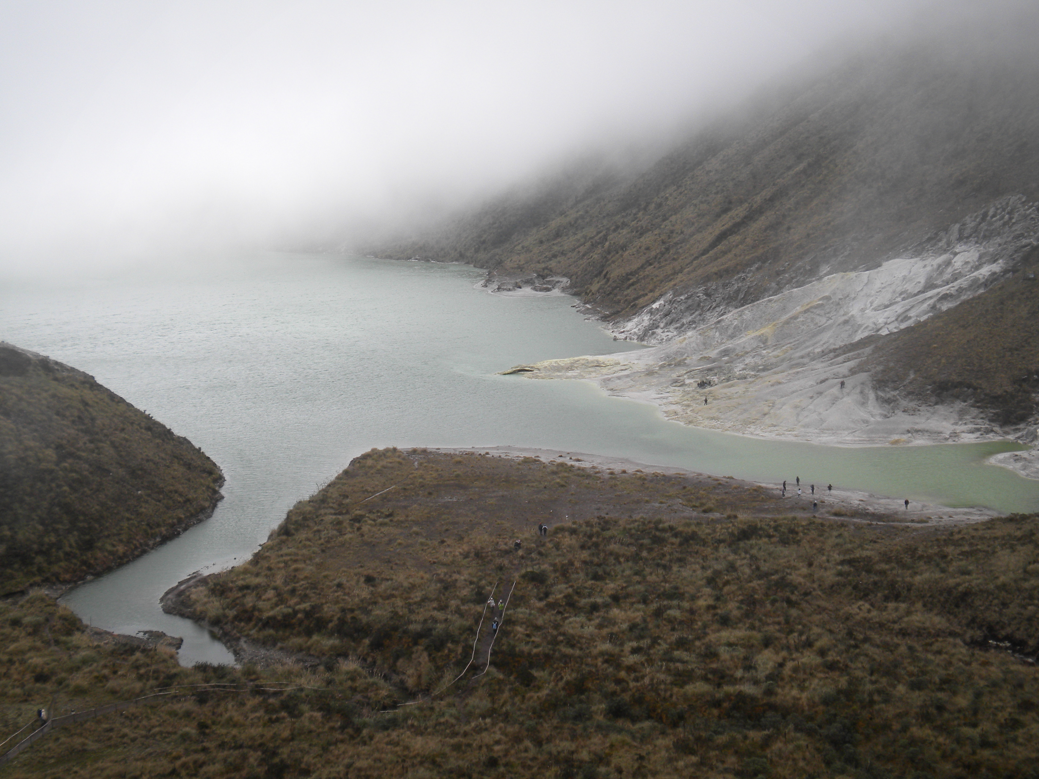 laguna verde, Colombia
