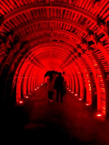 La Catedral de Sal tunnel, Zipaquira