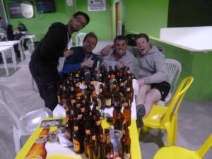Beers in Bogota