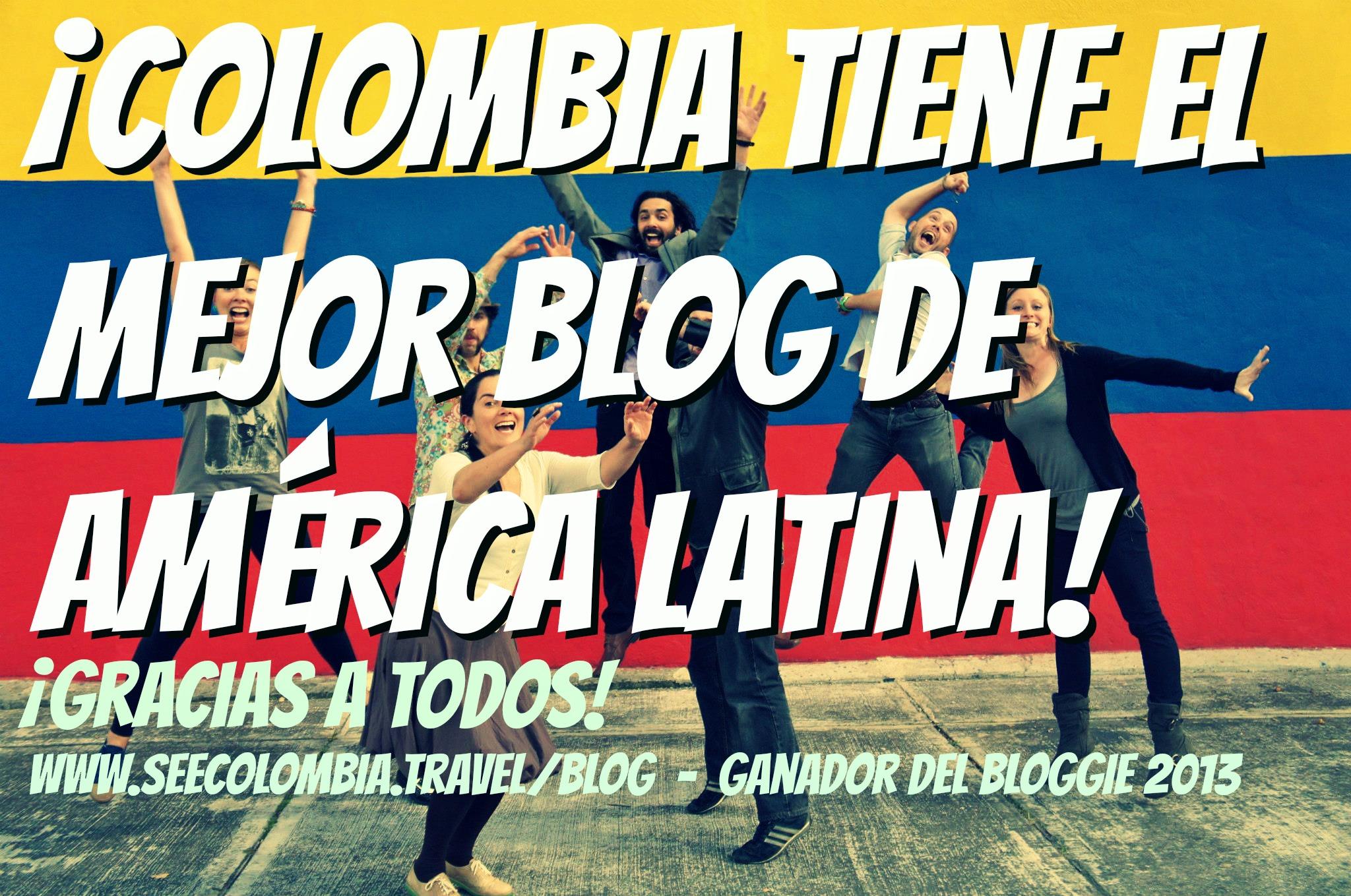 Mejor Blog de Colombia y de America Latina