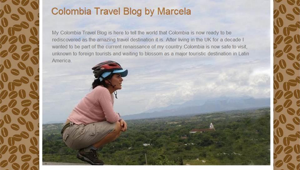 Marcela Colombia Tarvel blog