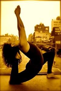 Zarah from Casita hOMe Yoga in Bogota