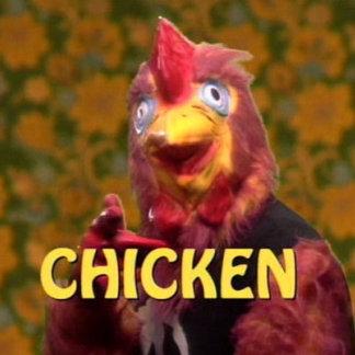 I know my chicken...