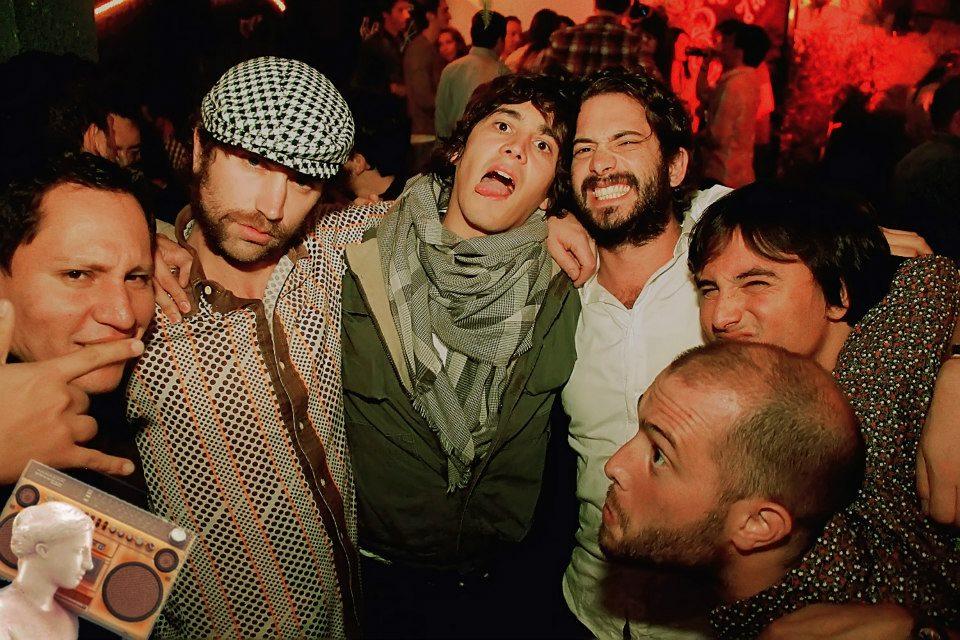 Bogota gay scene