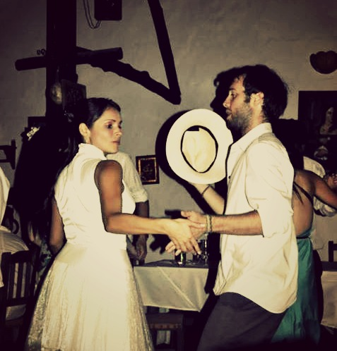 Paul dance Cumbia