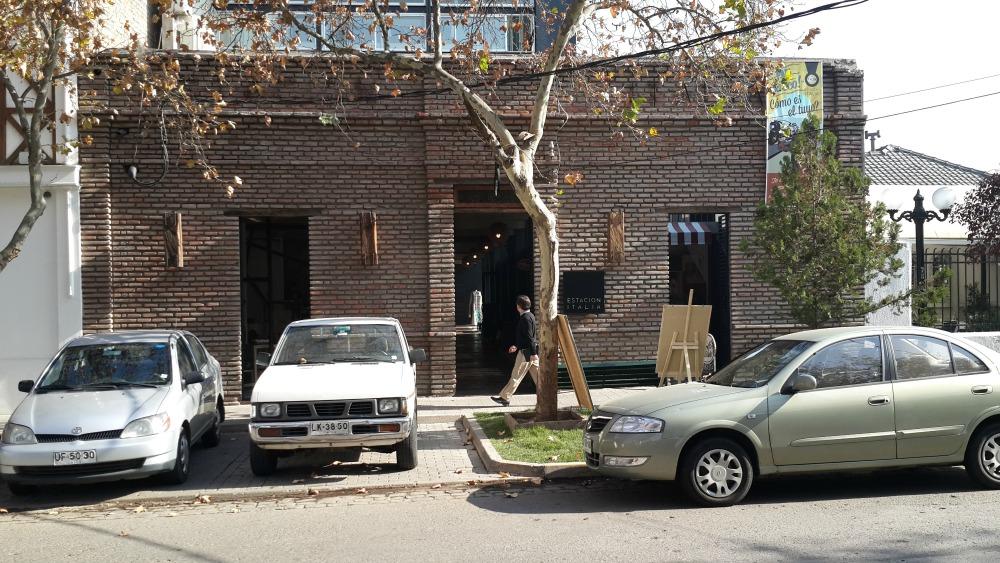 Blog de Viajes - los barrios de Santiago de Chile