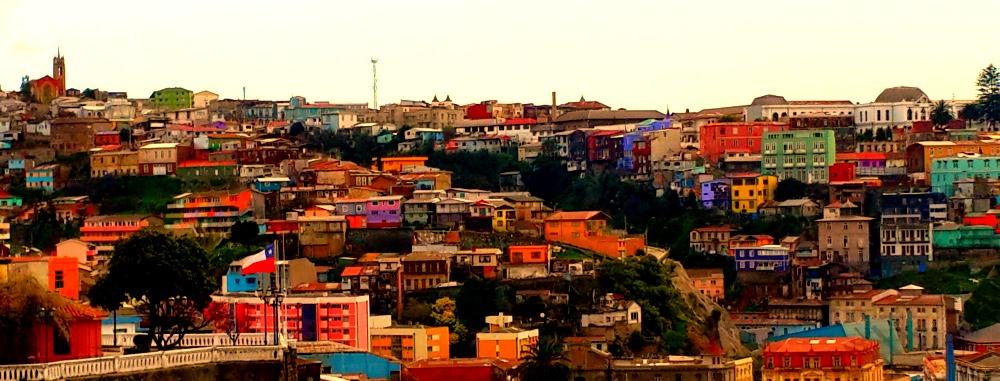 Valparaiso Chile, blog de viajes
