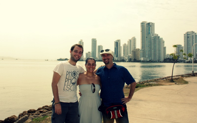See Colombia Travel Team Cartagena