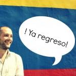 El adiós de un Inglés que ama Colombia