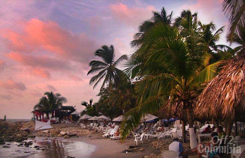 Barranquilla got beaches up the hizzay.