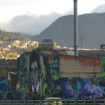 PHOTO GALLERY. 26th Street: Bogota´s Giant Graffiti Gallery