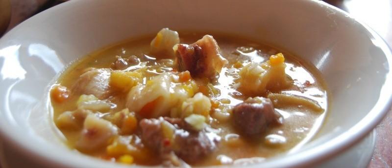 Mutte - Sopa Tipica d ela gastronomía en Santander