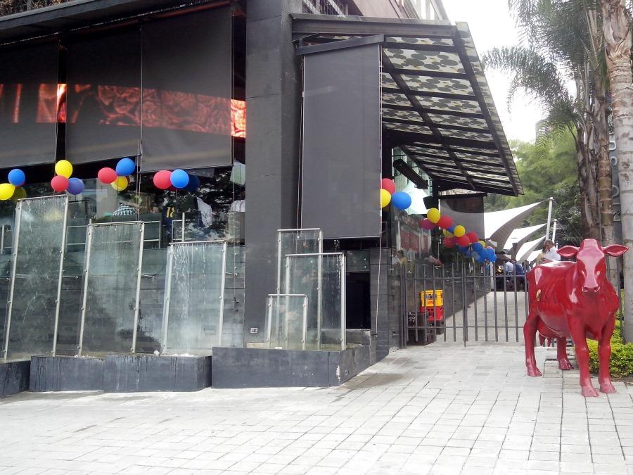 Orgullo Colombiano en Medellin