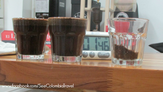 Coffee Laboratory, Medellin