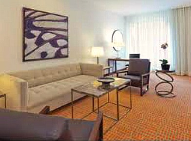 Habitacion Holiday Inn Aeropuerto Bogota