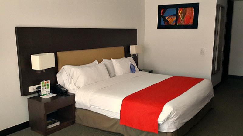 Holiday Inn Express Bogota Habitacion