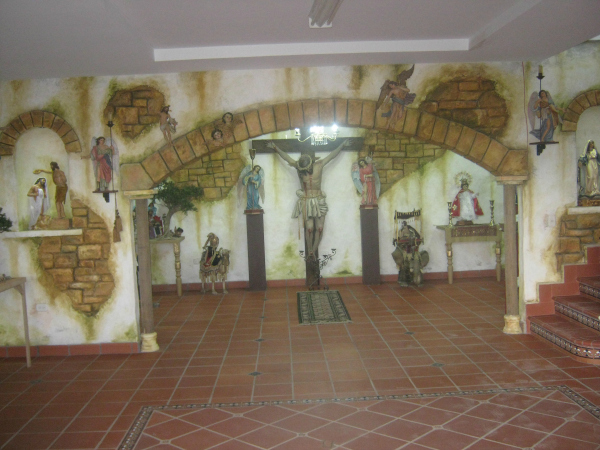 Religious art workshop