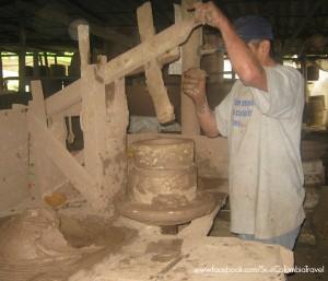 Ceramics factory, Antioquia