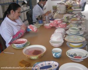 Ceramics, Antioquia