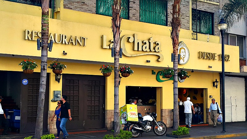 La Gorda La Chata Tortas Ahogadas Guadalajara