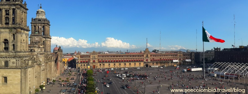 Mexico Travel Blog 5 Unmissable Landmarks In Mexico City Colombia