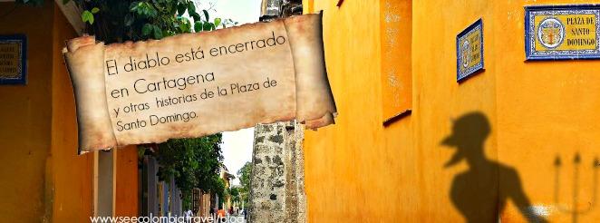 diablo santo domingo cartagena