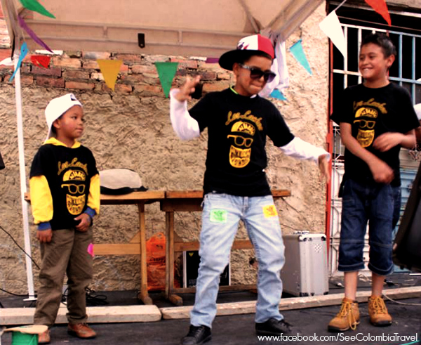 Little rappers...