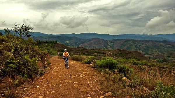 Candelaria Desert, between Villa de Leyva and Raquira, Colombia. Photo by Tomas Castrillon, CC Licensed